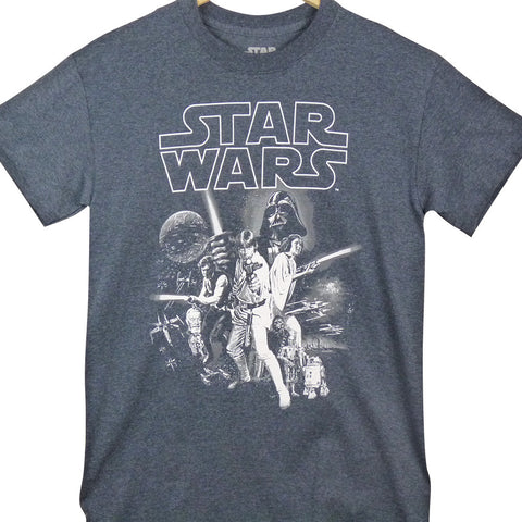 Star wars - a new hope one sheet    T-Shirt