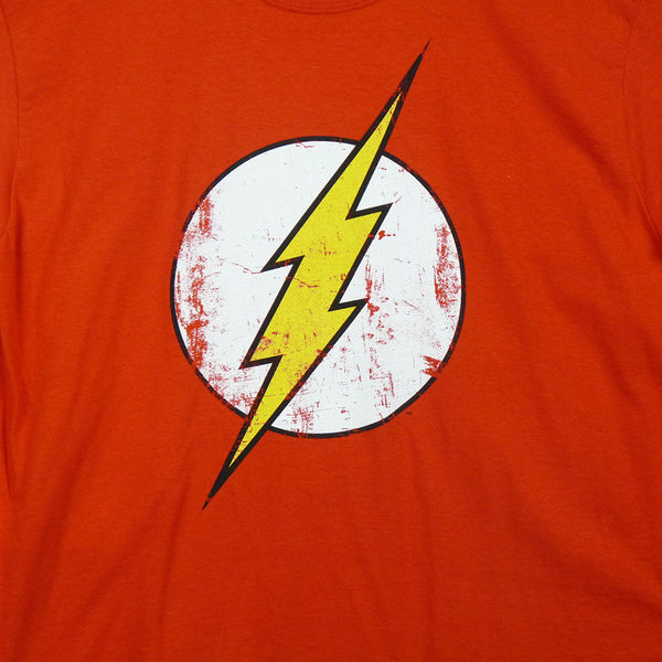 The Flash T-Shirt - Distressed Logo - BBT Clothing - 2