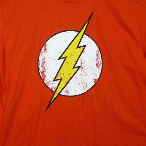 The Flash T-Shirt - Distressed Logo