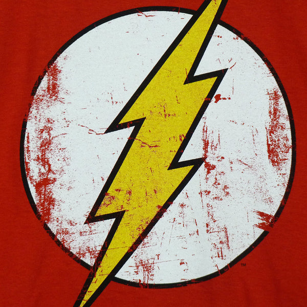 The Flash T-Shirt - Distressed Logo - BBT Clothing - 3