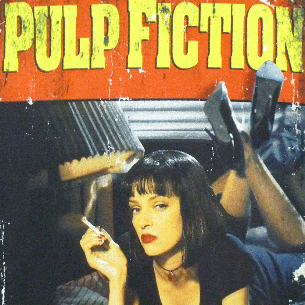 Pulp Fiction T-Shirt - Poster - BBT Clothing - 3