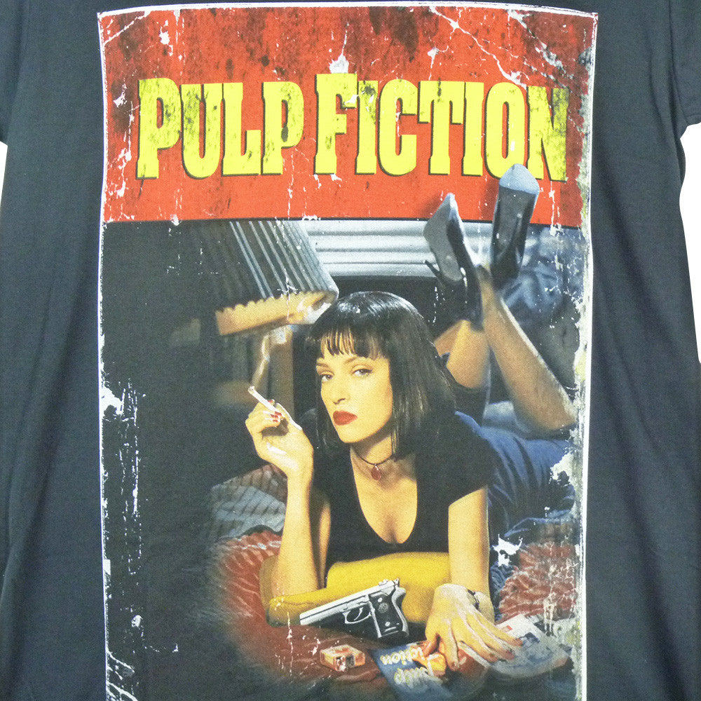 Pulp Fiction T-Shirt - Poster - BBT Clothing - 2