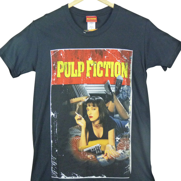 Pulp Fiction T-Shirt - Poster - BBT Clothing - 1