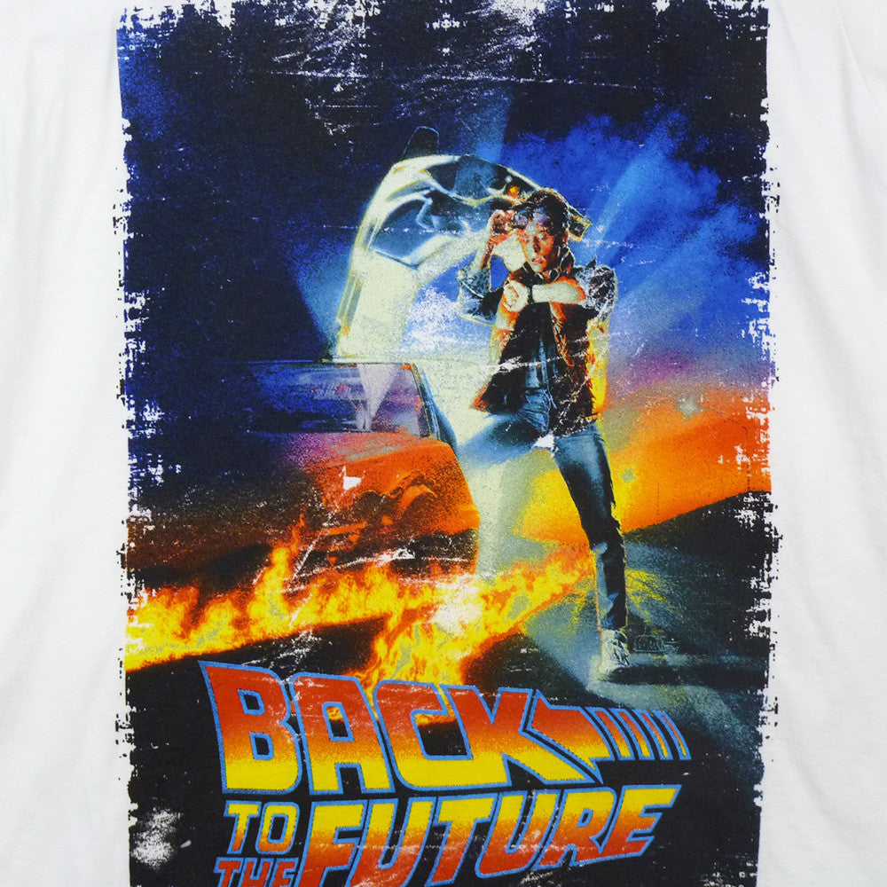 Back To The Future T-Shirt - Movie Poster - BBT Clothing