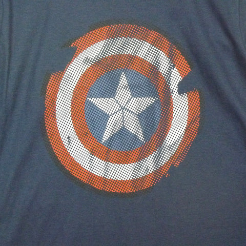 Captain America T-Shirt - Logo