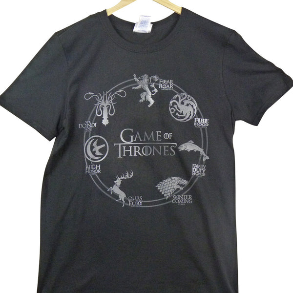 Game of Thrones T-Shirt - Sigil - BBT Clothing - 1