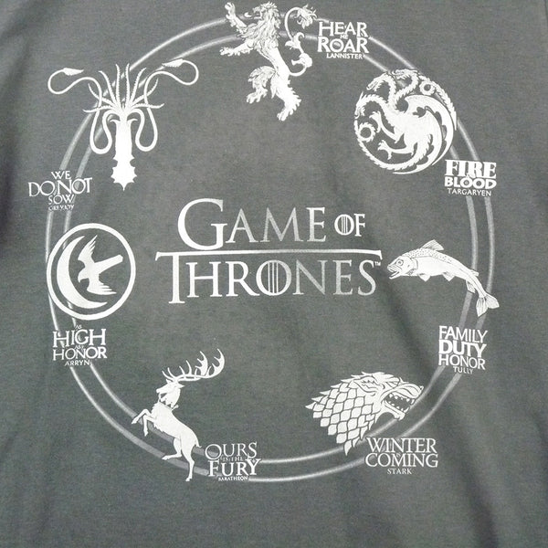Game of Thrones T-Shirt - Sigil - BBT Clothing - 2
