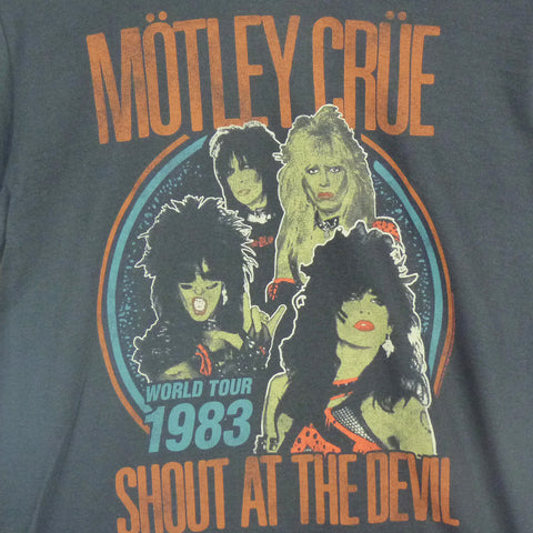 Motley Crue T-Shirt - World Tour