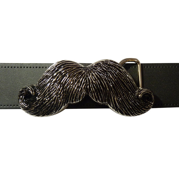 Moustache Belt Buckle - BBT Clothing - 3