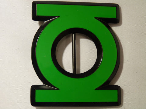 Green Lantern Belt Buckle - Logo