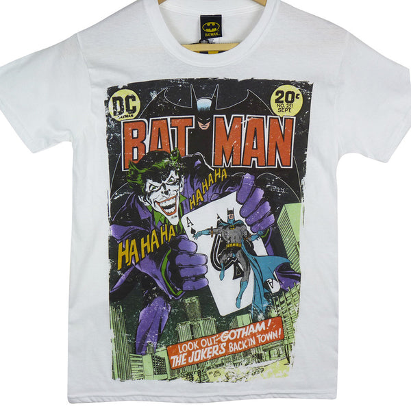 The Joker T-Shirt - Comic - BBT Clothing - 1