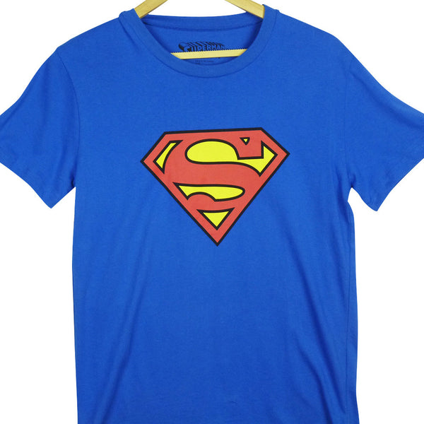 Superman T-Shirt - Classic Logo - BBT Clothing - 1