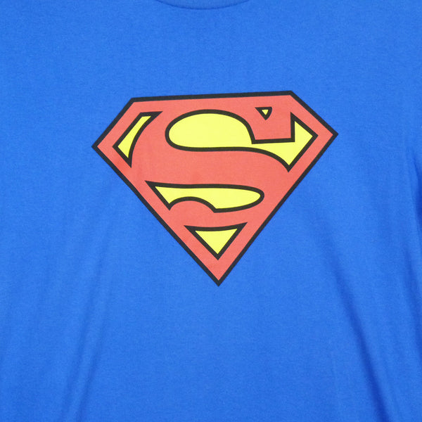 Superman T-Shirt - Classic Logo - BBT Clothing - 2