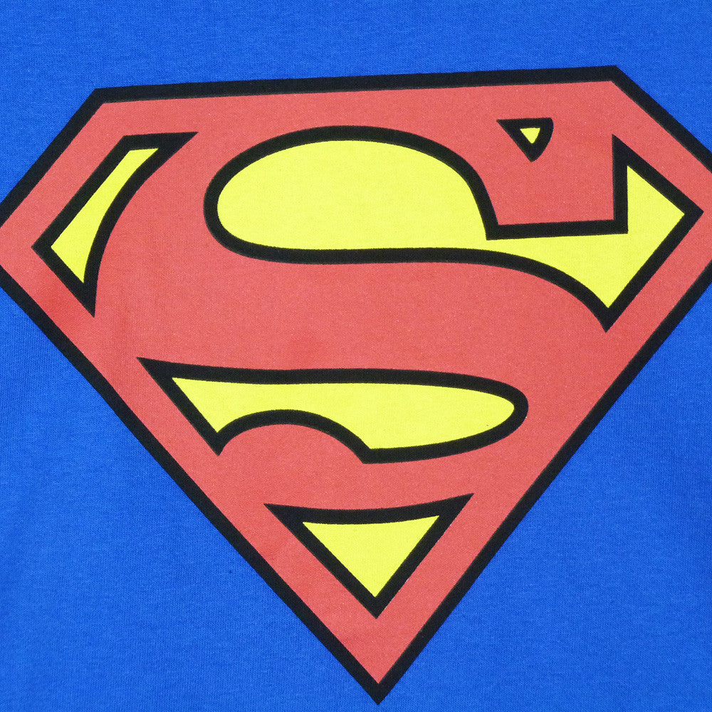 Superman T-Shirt - Classic Logo - BBT Clothing - 3