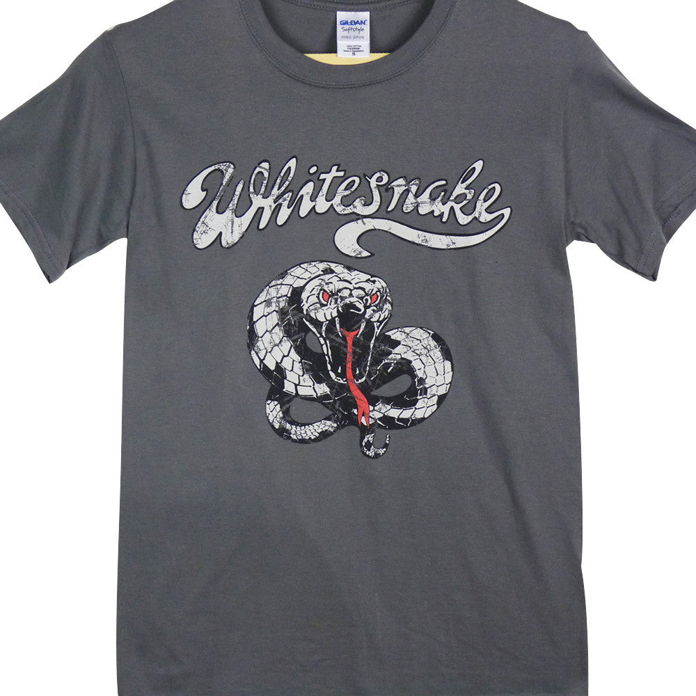 Whitesnake - make some noise T-Shirt - BBT Clothing - 1