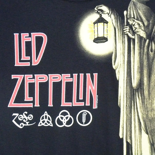 Led Zeppelin T-Shirt - Hermit - BBT Clothing - 3