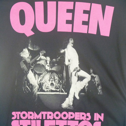 Queen T-Shirt - Storm Troopers