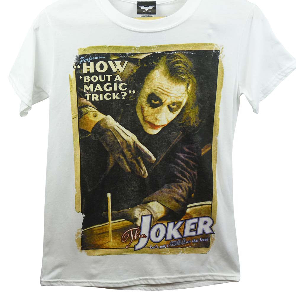 The Joker T-Shirt - Dark Knight - BBT Clothing - 1