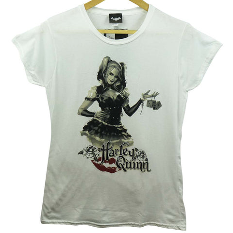 Harley Quinn T-Shirt - Ladies