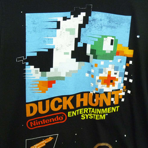 Nintendo T-Shirt - Duck Hunt