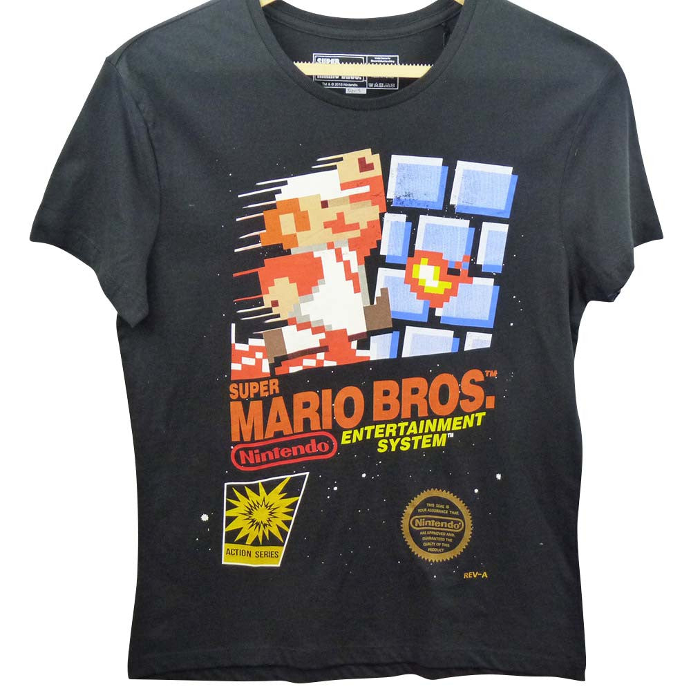 Nintendo T-Shirt - Mario Bros - BBT Clothing - 1
