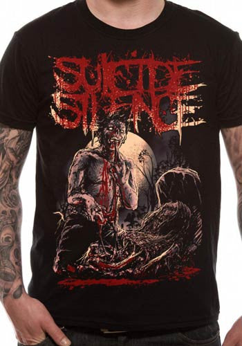 Suicide silence - grave T-Shirt - BBT Clothing