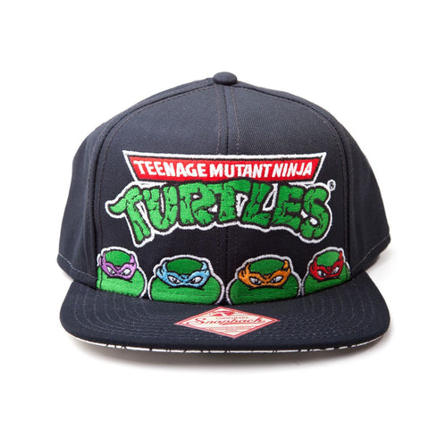 Ninja Turtles Hat - Heads