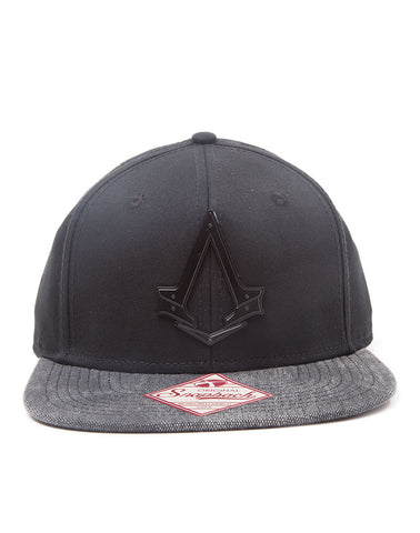 Assassins Creed Hat - Logo Black