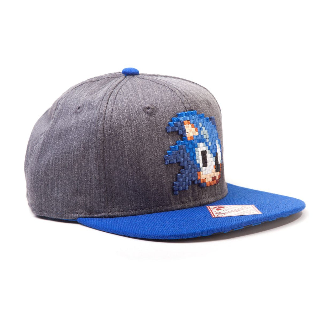 Sonic The Hedgehog Hat - Pixelated - BBT Clothing - 2