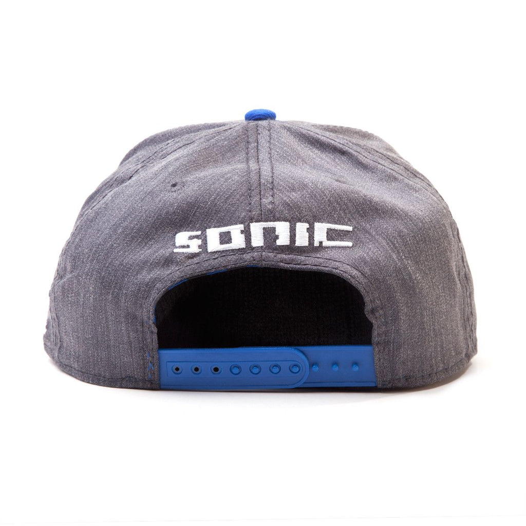 Sonic The Hedgehog Hat - Pixelated - BBT Clothing - 4
