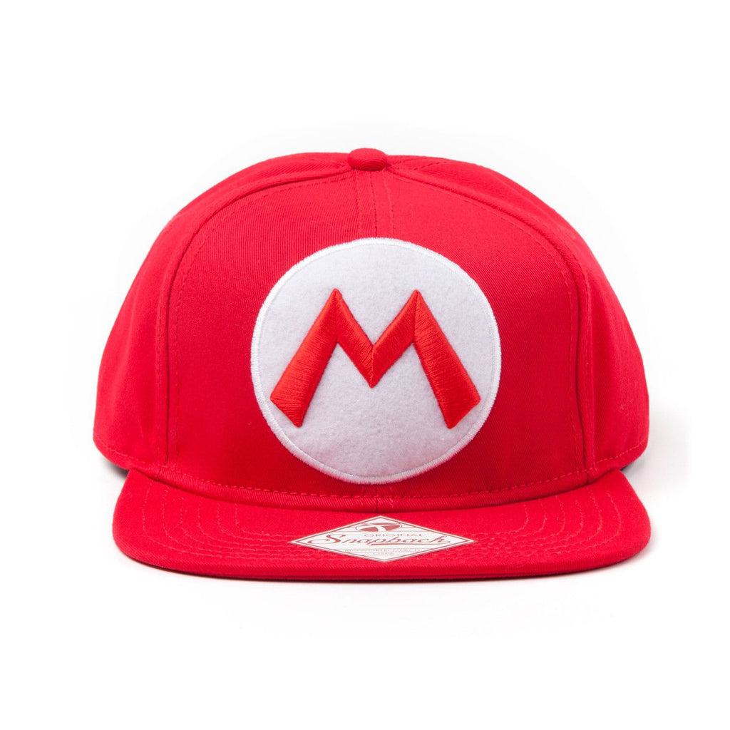Nintendo Hat - Mario M - BBT Clothing