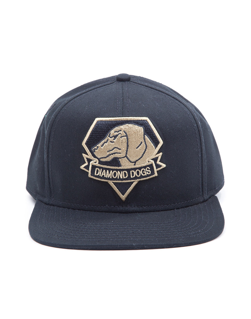 Metal Gear Solid Hat - Diamond Dogs - BBT Clothing
