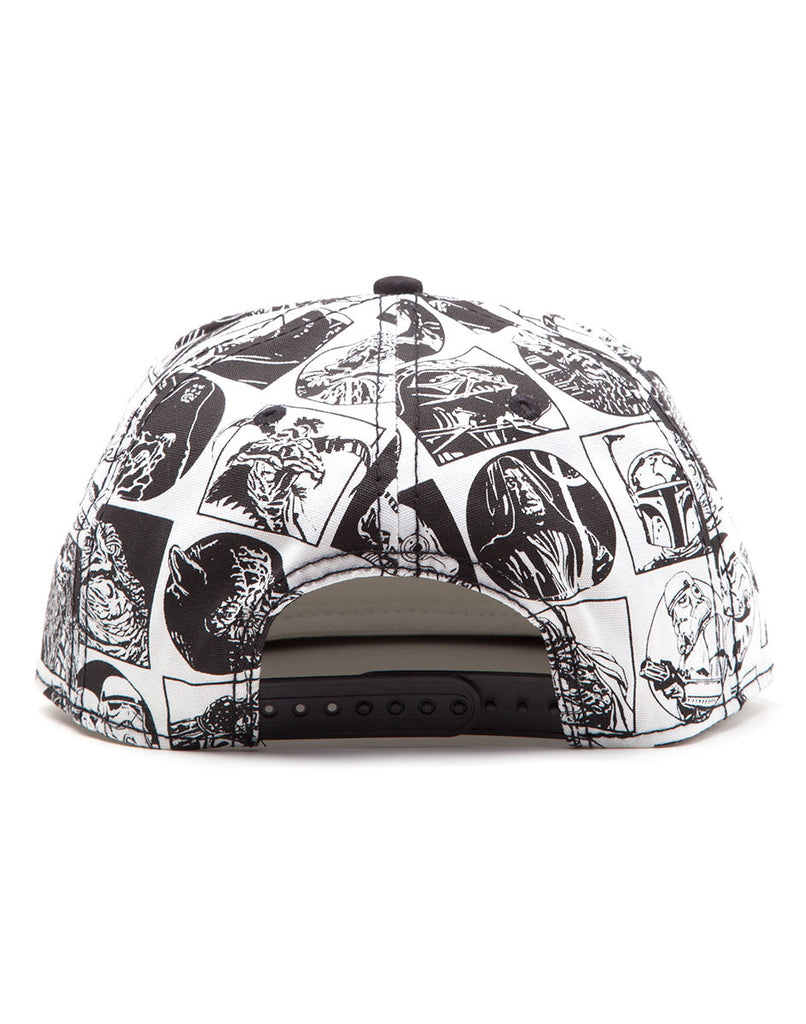 Star Wars Hat - Comic - BBT Clothing - 3
