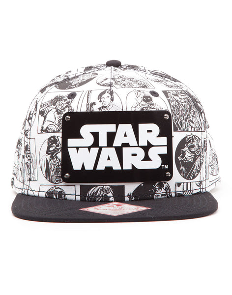 Star Wars Hat - Comic - BBT Clothing - 1