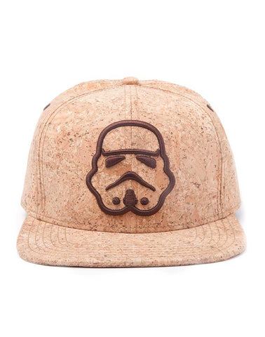 Star Wars Hat - Stormtrooper Cork