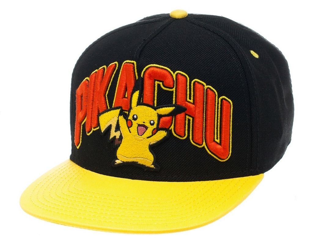 Pokemon Hat - Pikachu - BBT Clothing