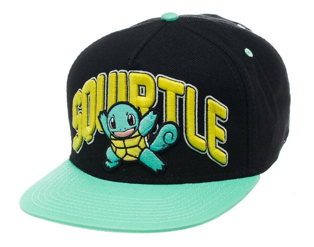 Pokemon Hat - Squirtle - BBT Clothing
