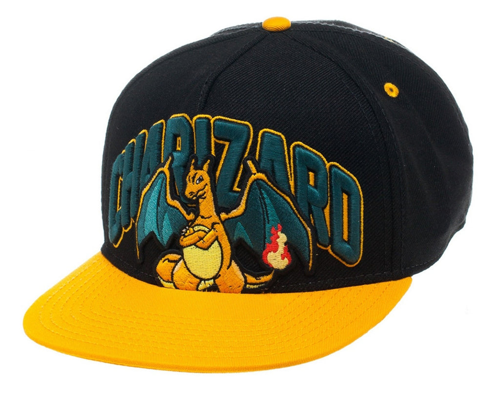Pokemon Hat - Charizard - BBT Clothing