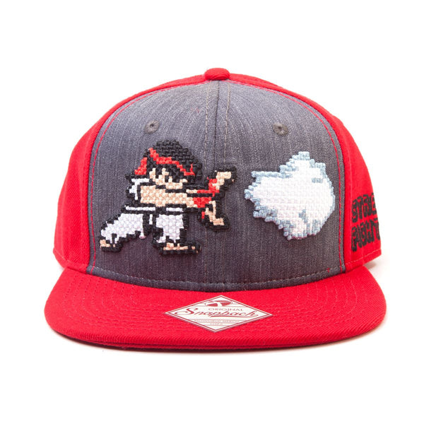 Street Fighter Hat - Ryu - BBT Clothing