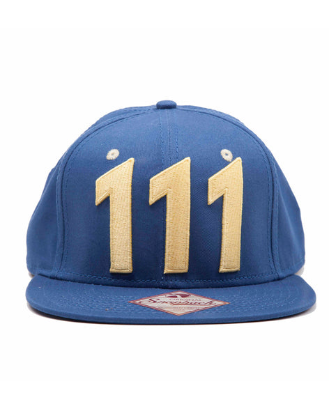 Fallout Hat - 111 Vintage - BBT Clothing - 1