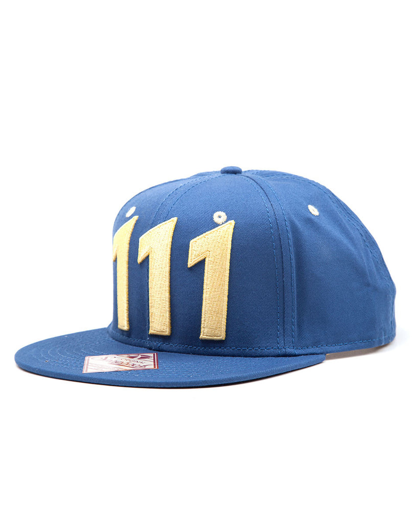Fallout Hat - 111 Vintage - BBT Clothing - 2