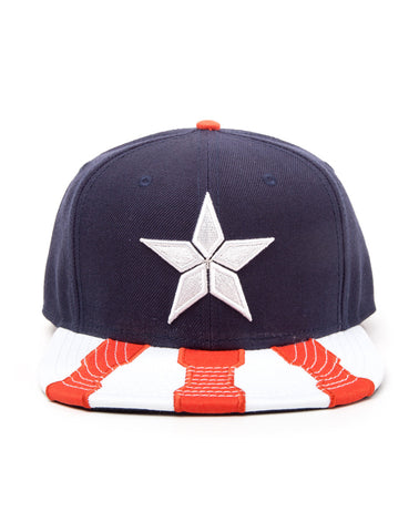 Captain America Hat - Shield
