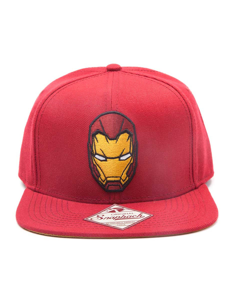 Iron Man Hat - BBT Clothing