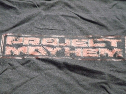 Project Mayhem T-Shirt - BBT Clothing - 3