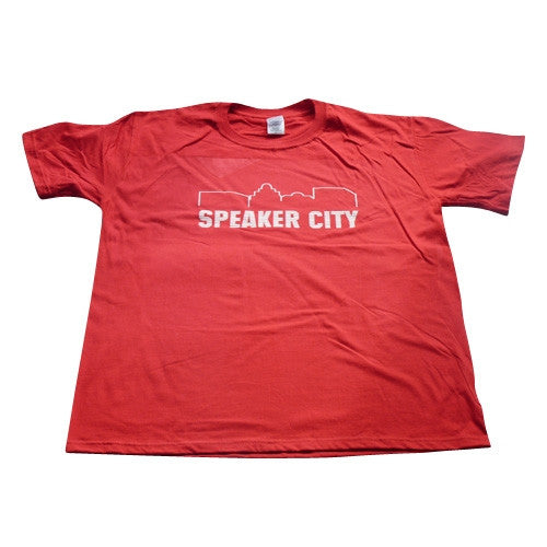 Speaker City T-Shirt - BBT Clothing - 3