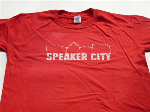 Speaker City T-Shirt - BBT Clothing - 4