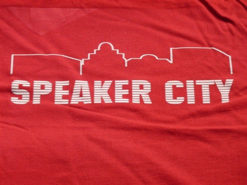 Speaker City T-Shirt - BBT Clothing - 5