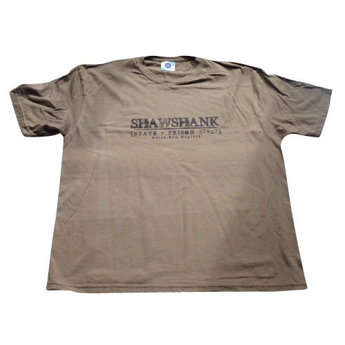 Shawshank Prison T-Shirt - Green - BBT Clothing - 1