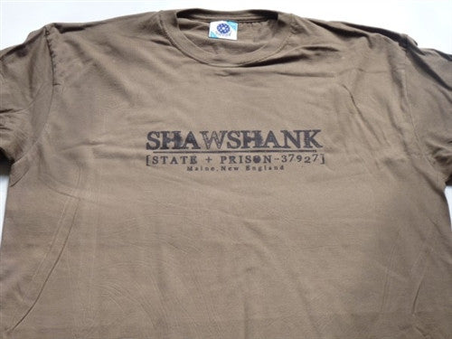 Shawshank Prison T-Shirt - Green - BBT Clothing - 2