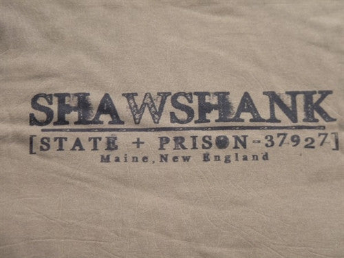 Shawshank Prison T-Shirt - Green - BBT Clothing - 3